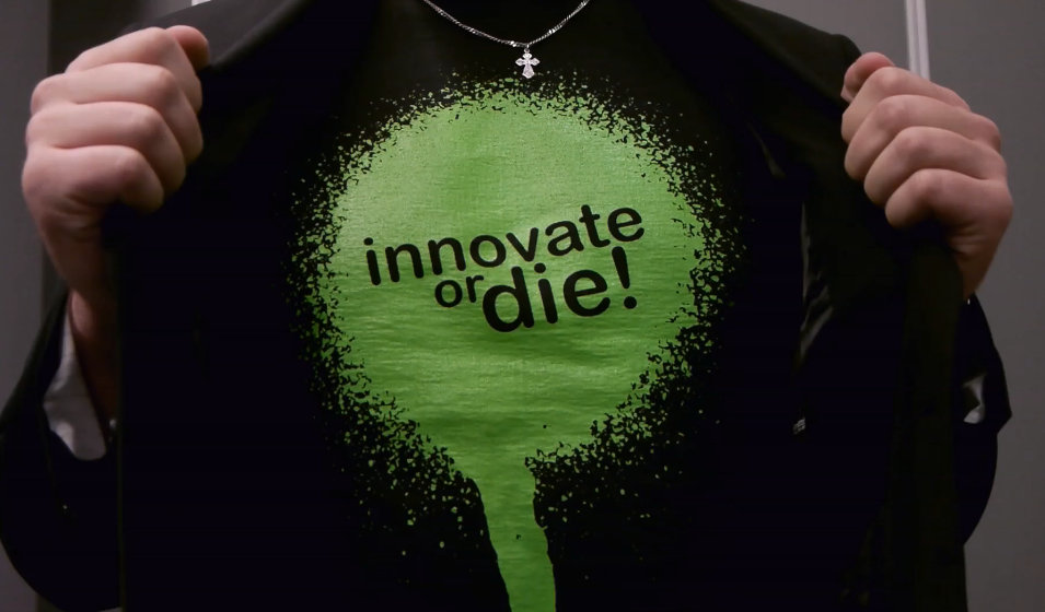 Innovate or die 2013