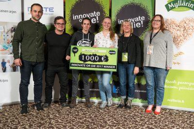 Innovate or die 2017 (c) Jari Heikkilä